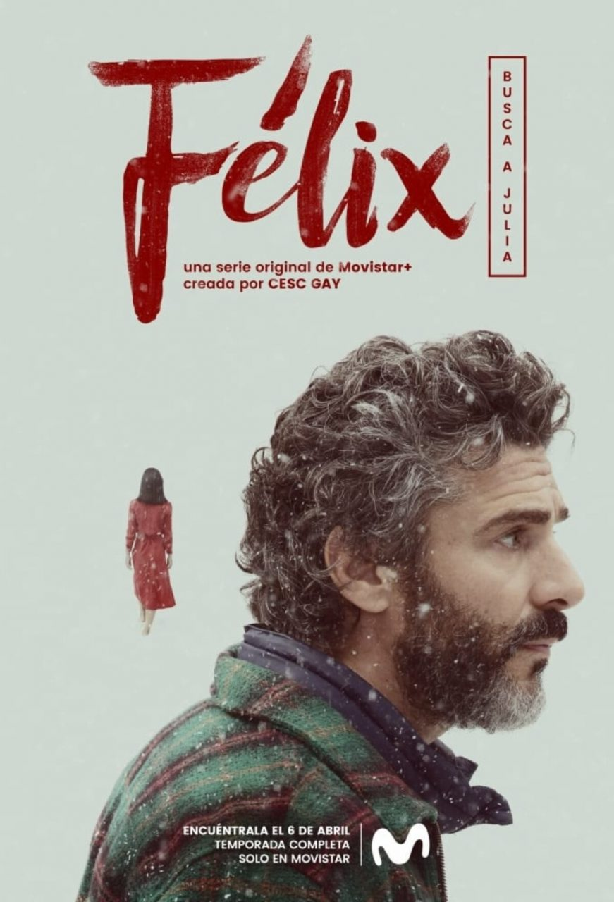 Music from Tv Series Felix, an indie thriller directed by Cesc Gay starring Leo Sbaraglia