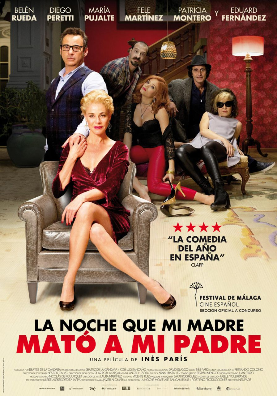 Music from comedy La noche que mi madre mató a mi padre by Arnau Bataller