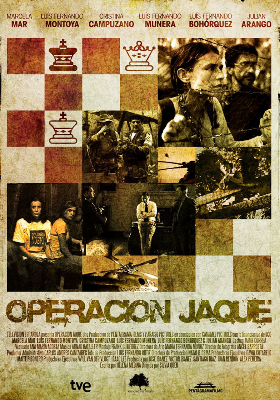 Thriller music from Operacion Jaque Tv movie